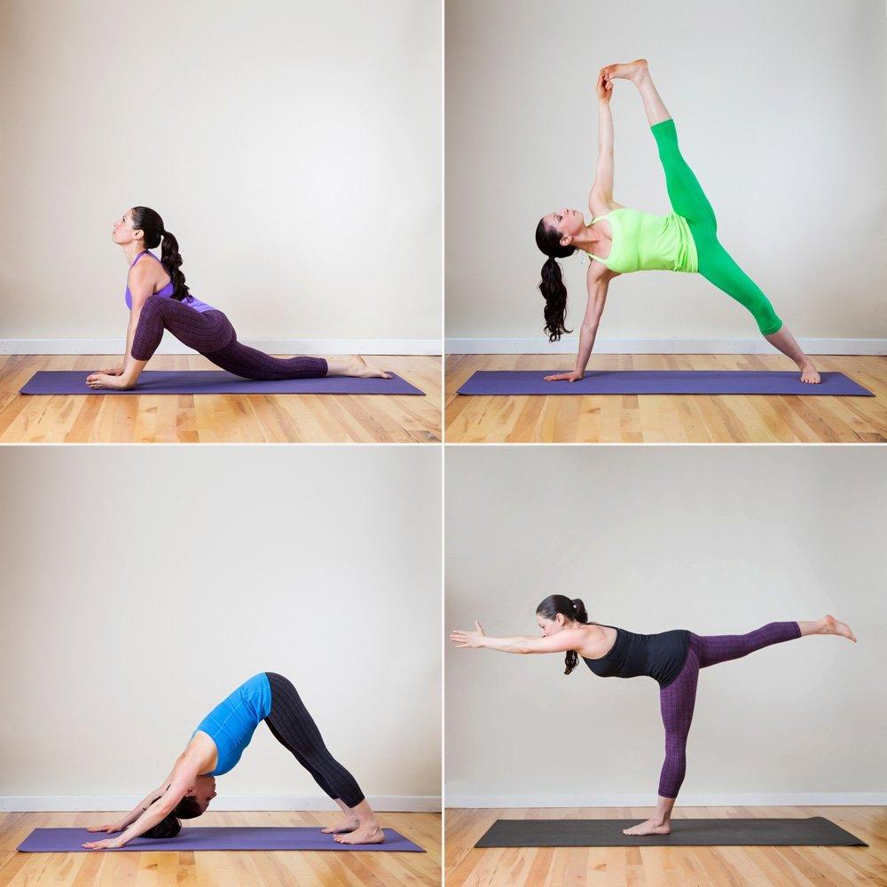 Yoga - bessere Kondition für Körper und Geist - Fitness, Gesundheit ...