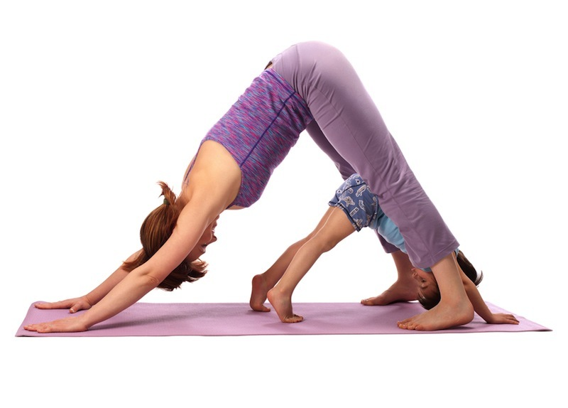 Übungen für Mama und Kind
