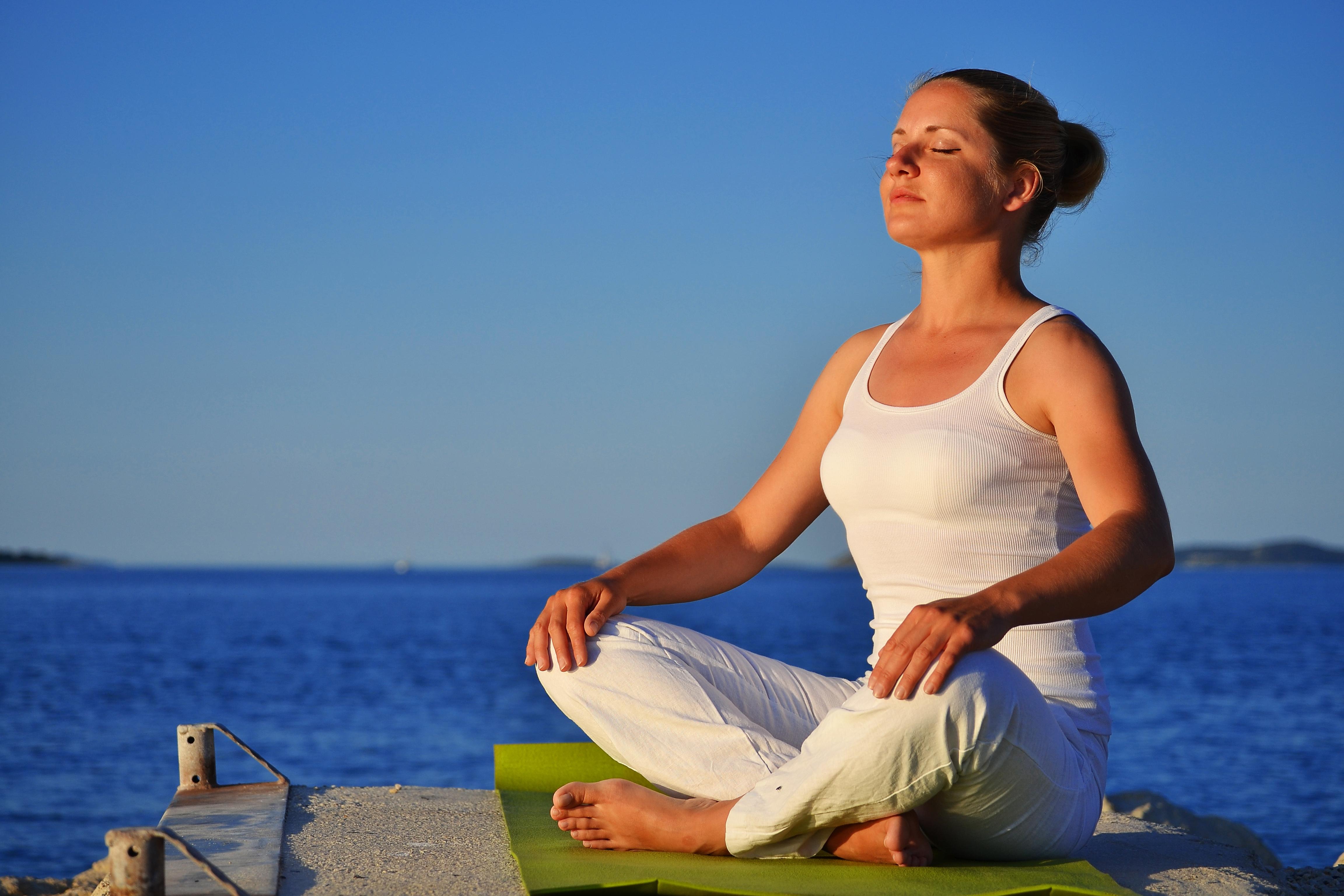 Yoga- Entspannung der Seele