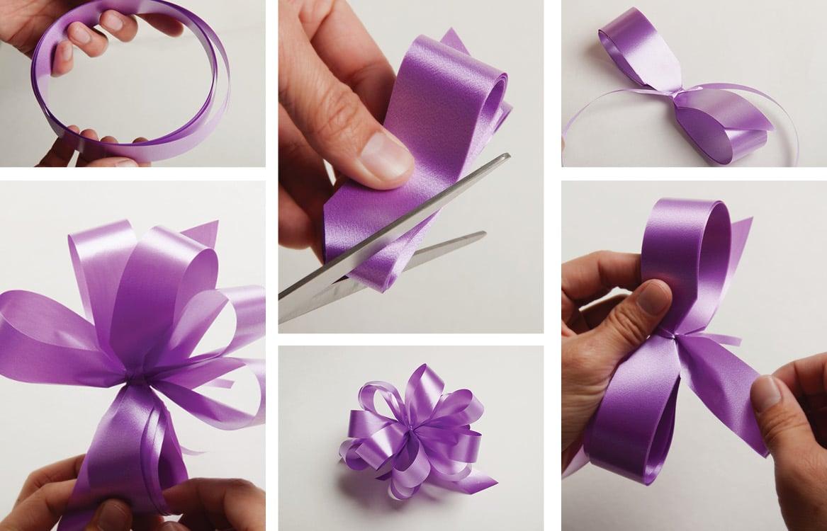 Eine Idee für Geschenkverpackung