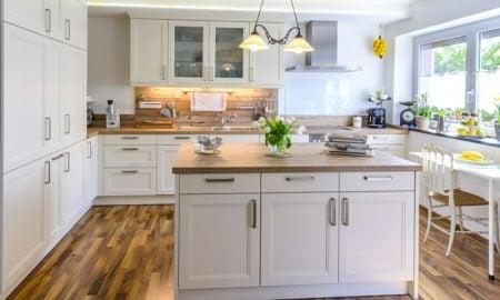 DIY Küche Kücheninsel selber bauen