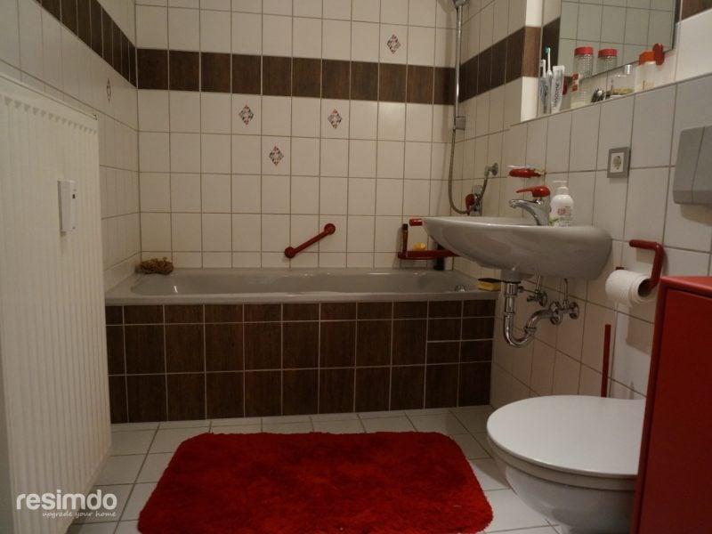 Wandfliesen Küche und Bad überkleben