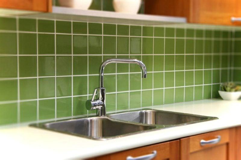 Wandfliesen Küche überkleben Anleitung