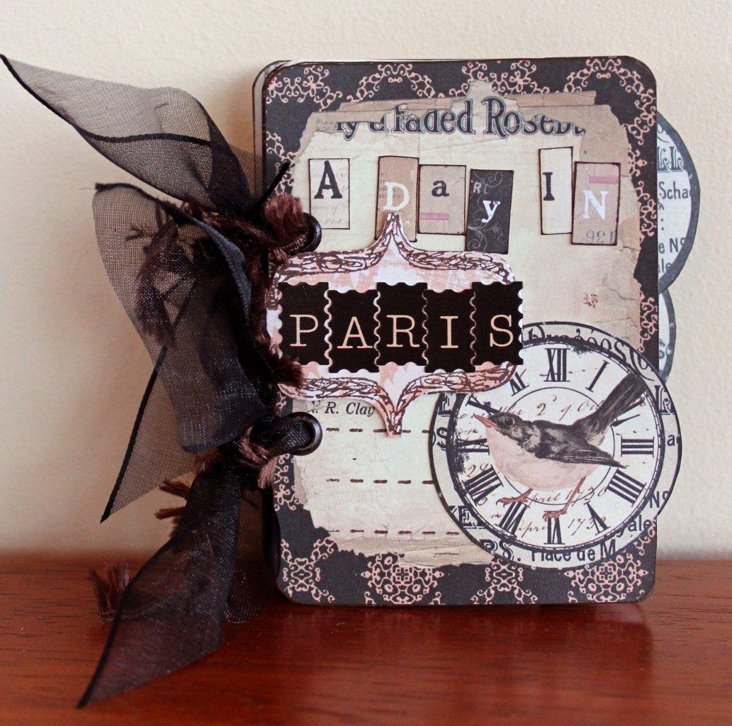 für die Erinnerungen aus Paris