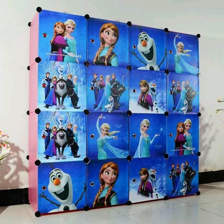Frozen Garderobe für Kinder