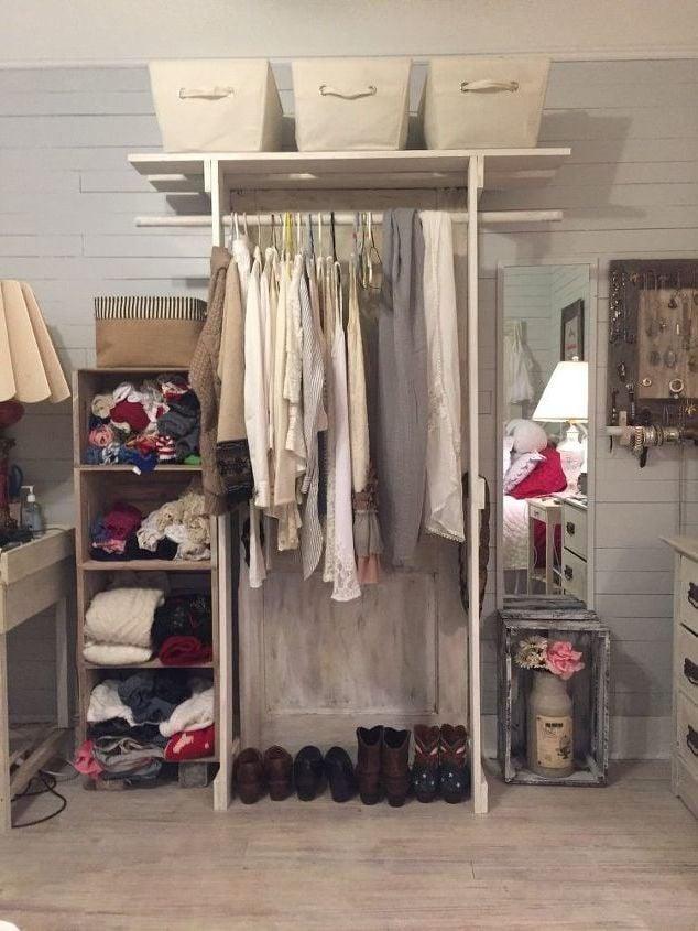 Garderobe selber bauen für mehr Ordnung und Stauraum