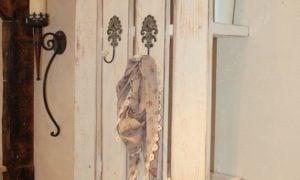 Garderobe selber bauen-paletevintage