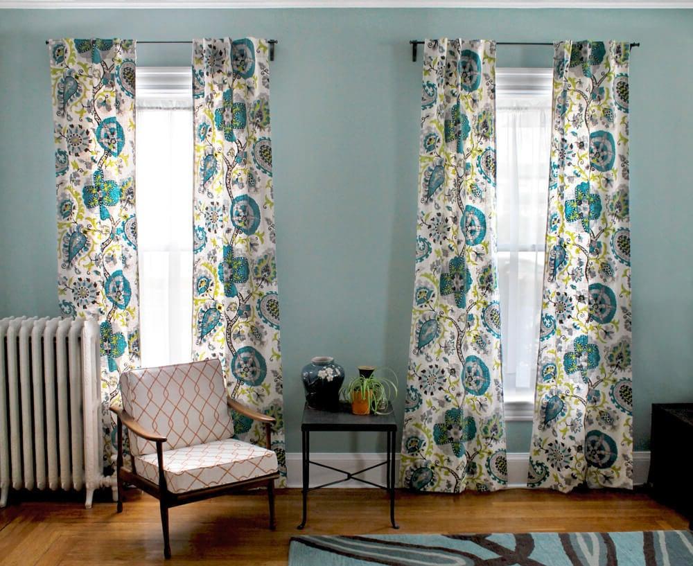 Frische Farben bringen frische Laune im Raum