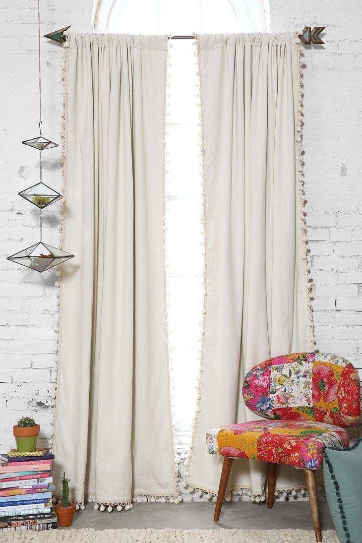 gardinen fur wohnzimmer selbst nahen : Gardinen N Hen Leicht Gemacht Tolle Ideen F R Eine Neue