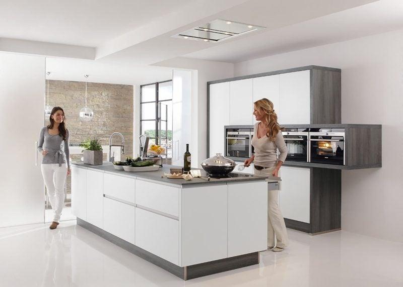 Küche renovieren Kücheninsel bauen