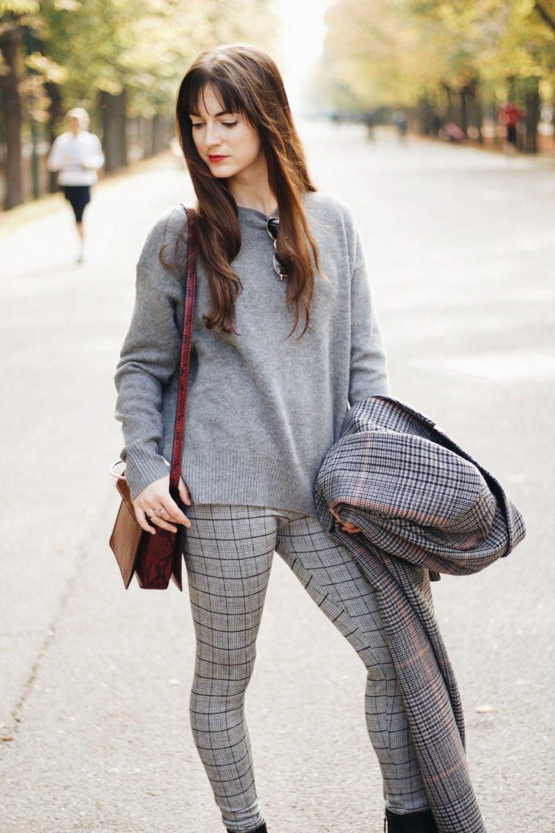 Modetrends 2016 Herbt Karomuster angesagte Outfits