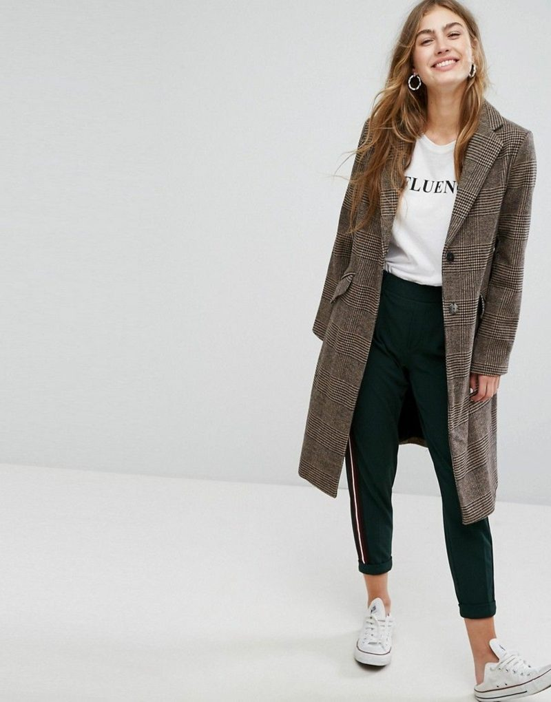 Modetrends 2016 Herbst Mantel casual
