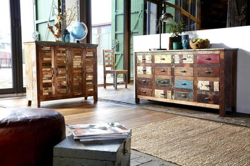 Retro Möbel selber machen die besten DIY Ideen