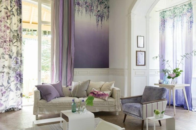 wandgestaltung kuche landhausstil. Black Bedroom Furniture Sets. Home Design Ideas