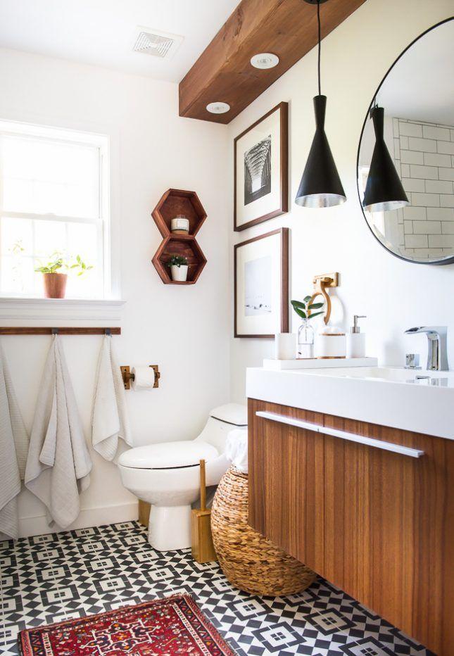 Einige Ideen für Badaccessoires, die Ihrem Badezimmer Look aufpeppen