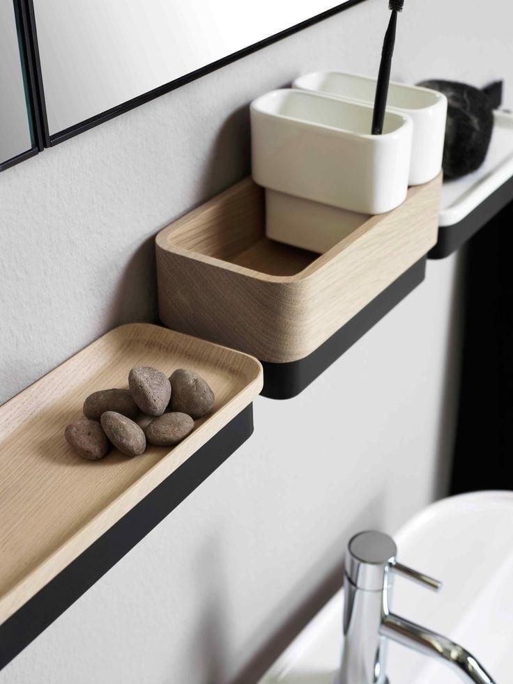 Was lautet der Trend für die moderne Badezimmer Deko?