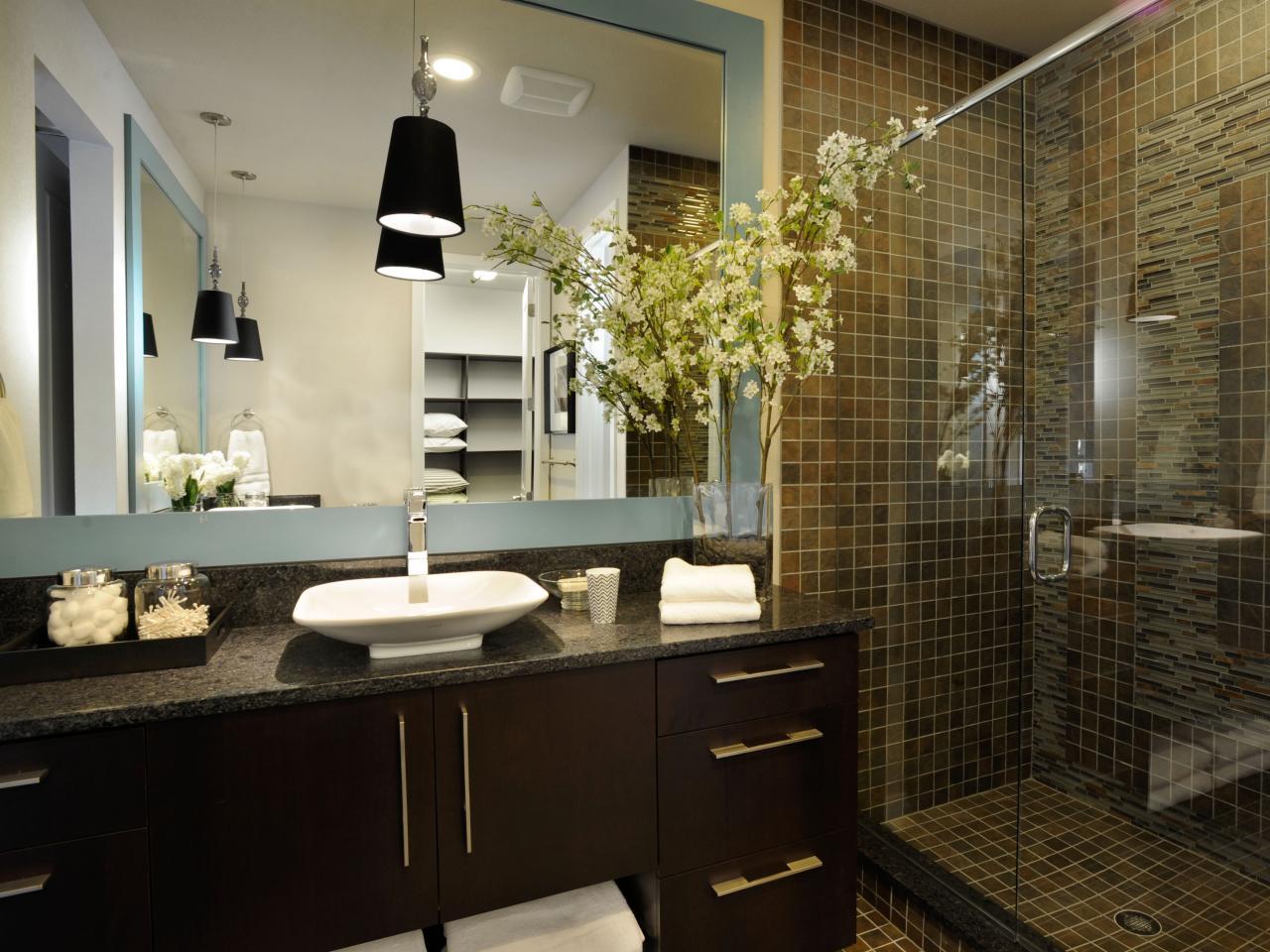 3 goldene Tipps für Badezimmer Deko
