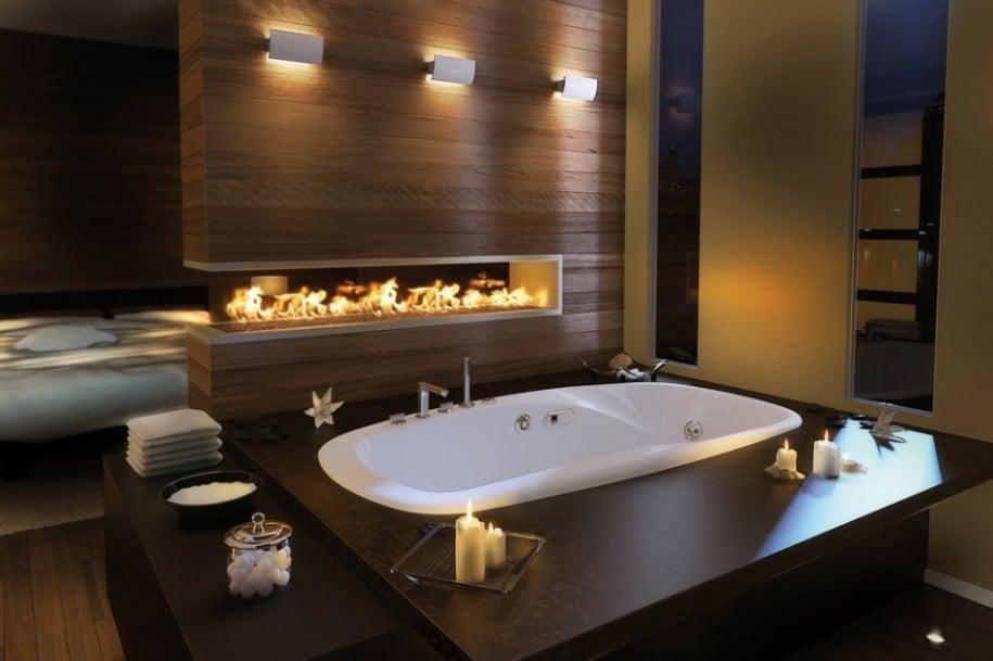 Verwandeln Sie Ihr Badezimmer in eine Wellnessoase