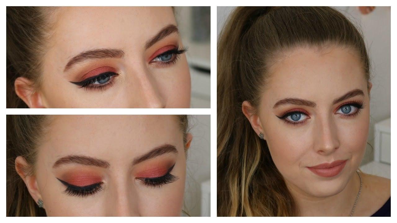 Blaue Augen Make-up Ideen