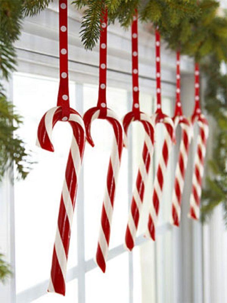 Die schöne Fensterdeko hängend oder stehend hellt die warme Stimmung in dem kühlen Winter auf.