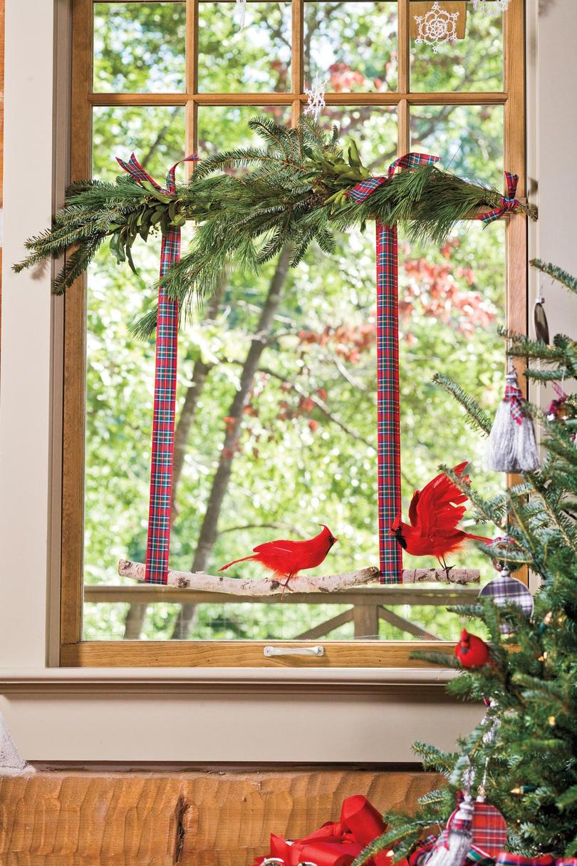 Schön und einfach - lernen Sie tolle Tricks für Fenster Deko