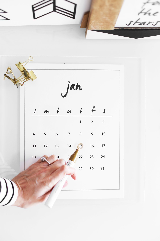 Lesen Sie unsere Anleitung für Fotokalender selbst gestalten