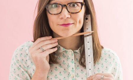 Freche Frisuren für Brillenträgern