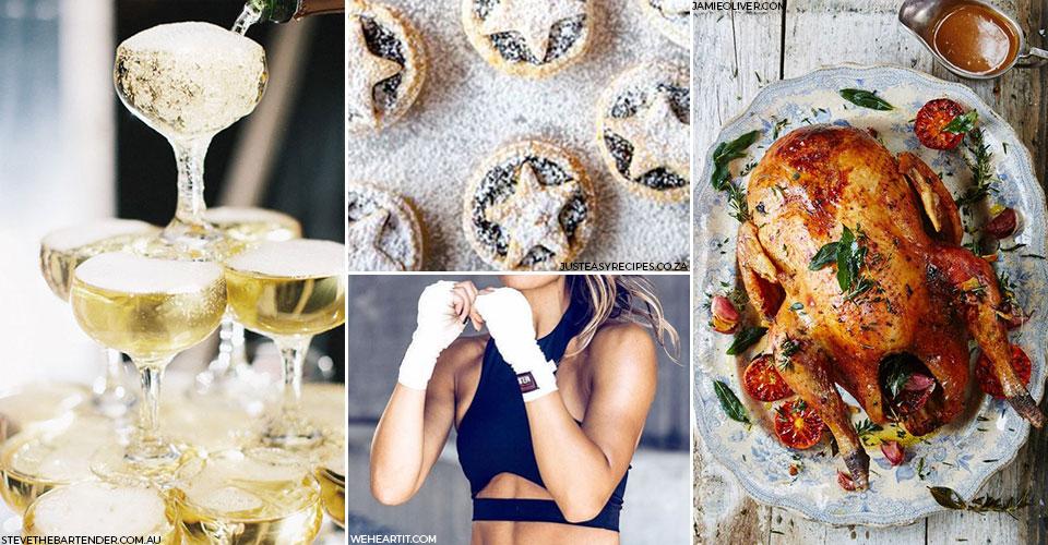 Kalorienrechner Lebensmittel für Weihnachten