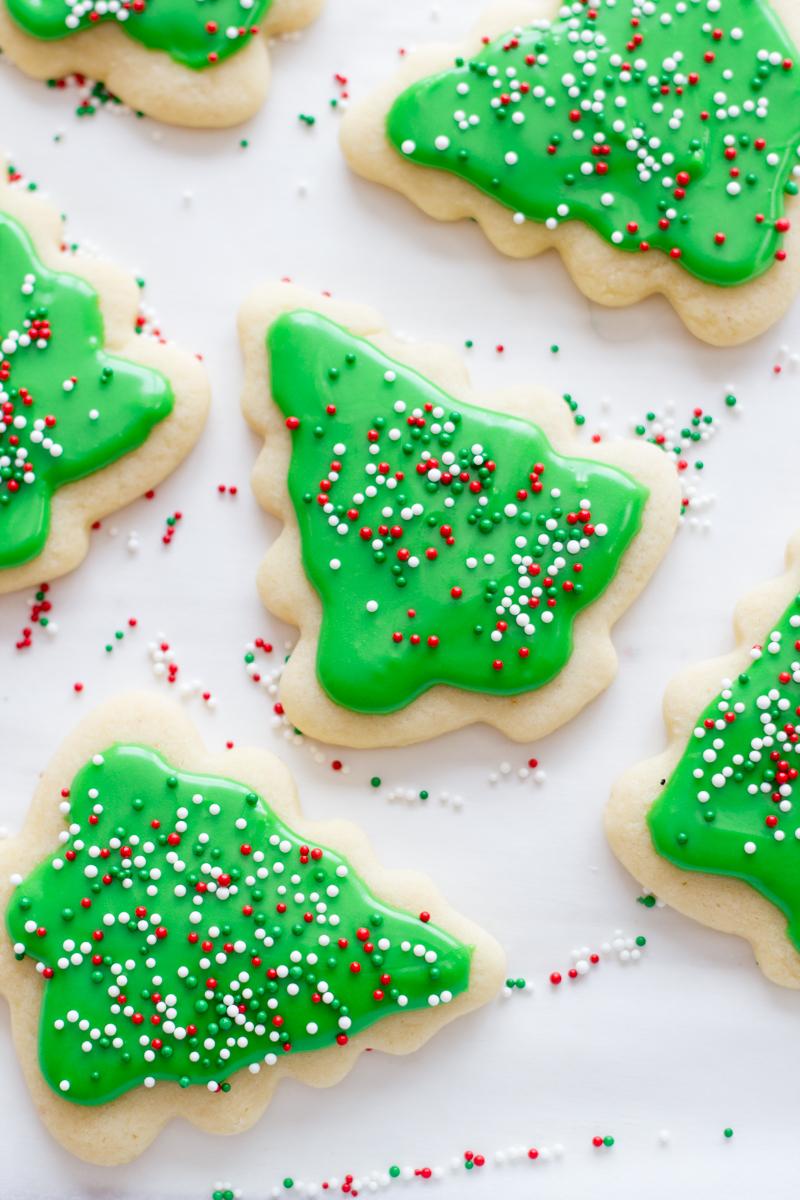 Kalorientabelle Weihnachtsplätzchen