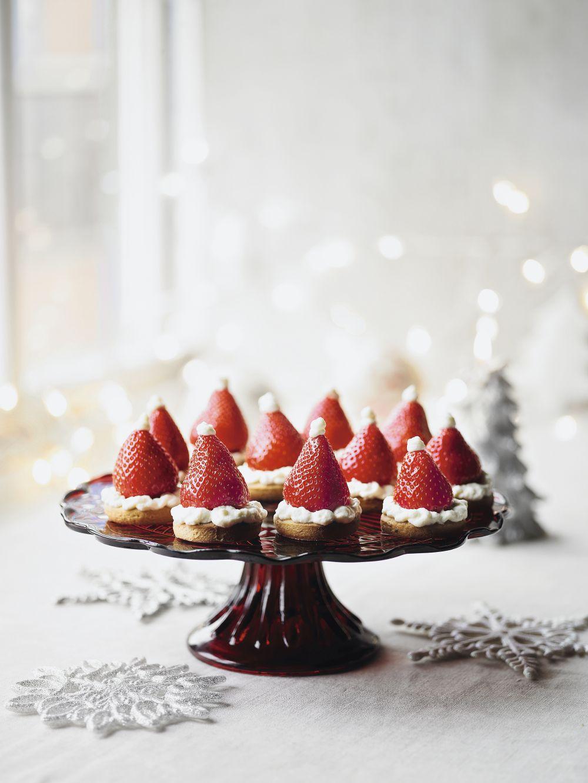 Diätplan mit Kalorientabelle für Weihnachtsessen