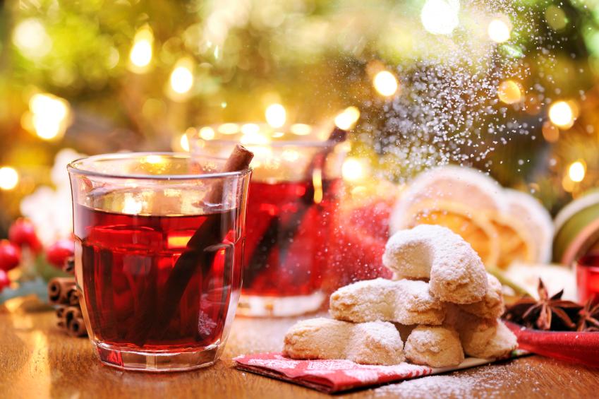 Alkohol für Weihnachten - Kalorientabelle