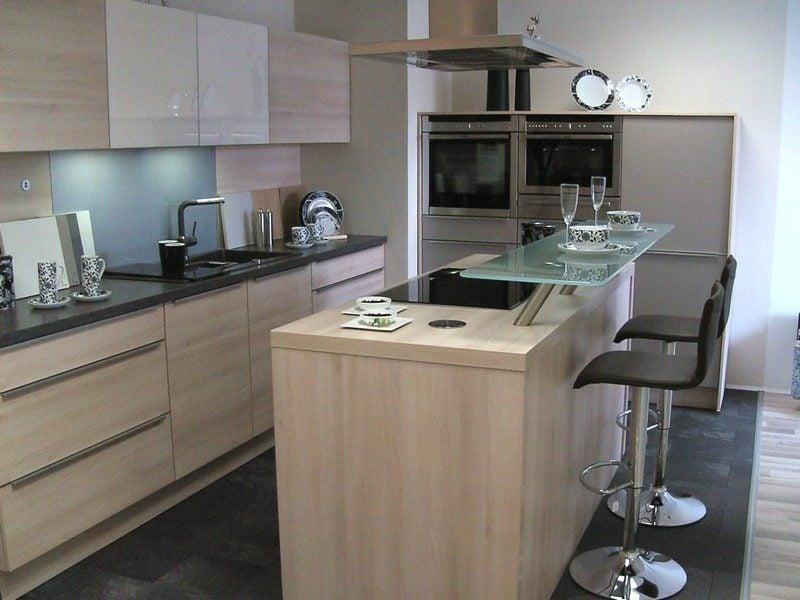 Küche Selber Bauen Praktische Ideen Kücheninsel
