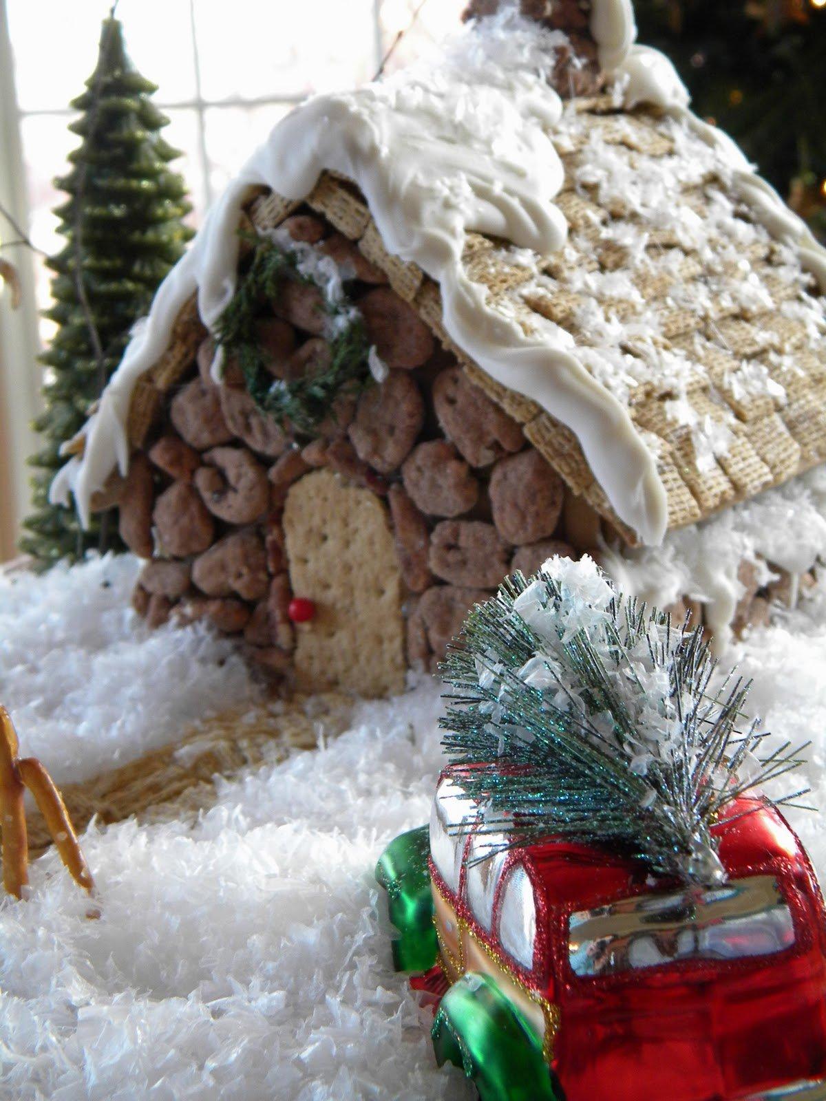 last minute weihnachtsdeko aus lebkuchen rezepte zenideen. Black Bedroom Furniture Sets. Home Design Ideas