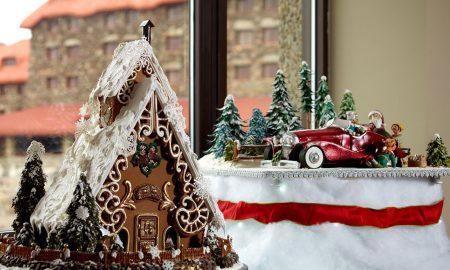 Lassen Sie die Bastelideen für Adventskalender und Kränze in der Vergangenheit und schaffen Sie ein Traumhaus aus Lebkuchen für Weihnachten!