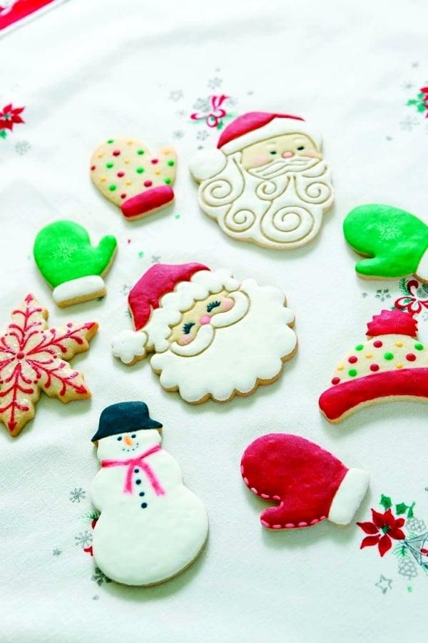 Andere coole Ideen für Weihnachtsdeko aus Lebkuchen