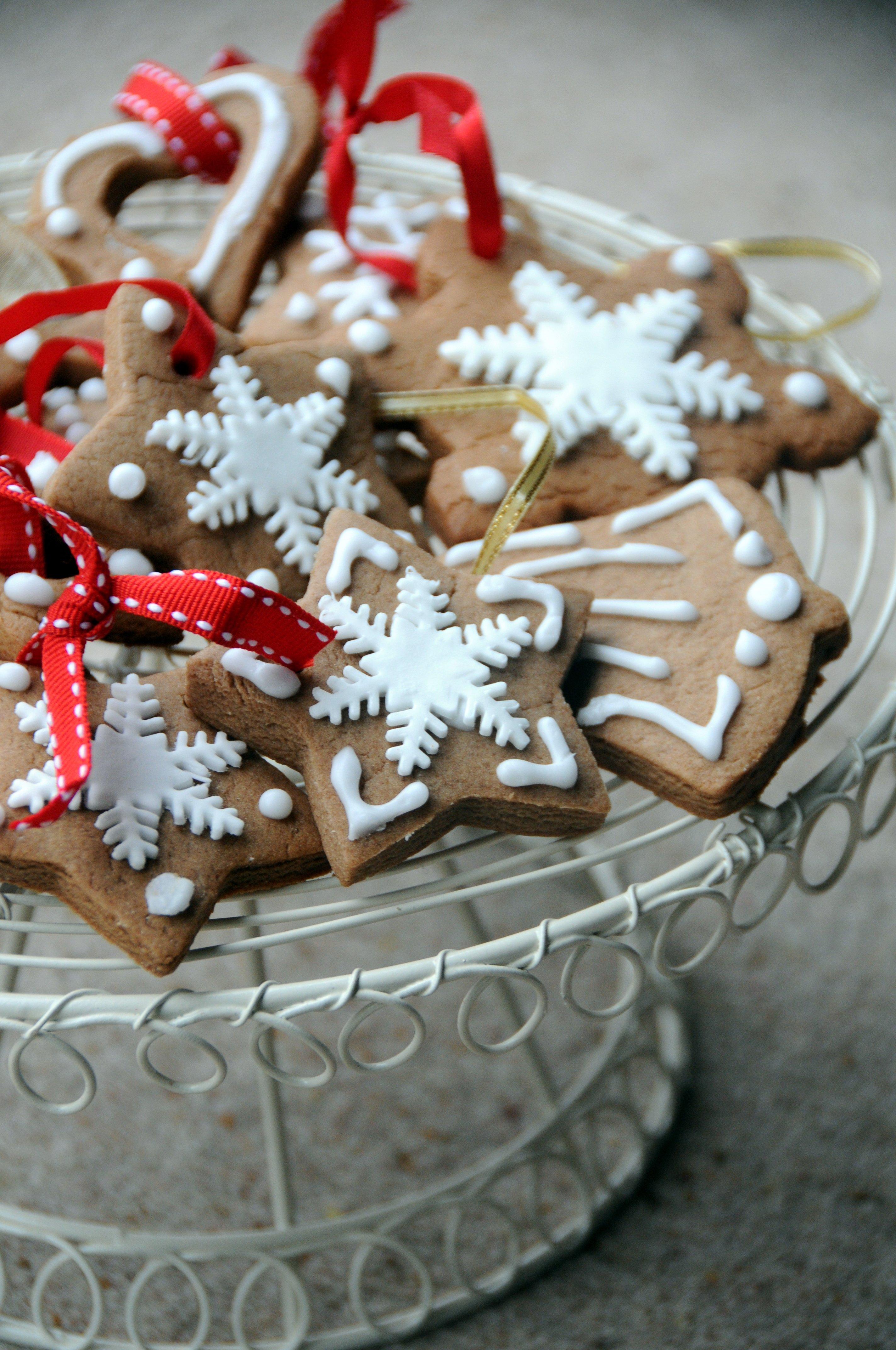 Weihnachten waren niemals so lecker - das Rezept und die Anleitung für Lebkuchen finden Sie hier