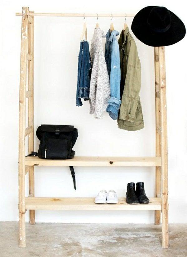 Garderobe selber bauen step by step