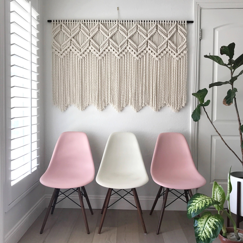 Wandbehang - stylisch und handgemacht