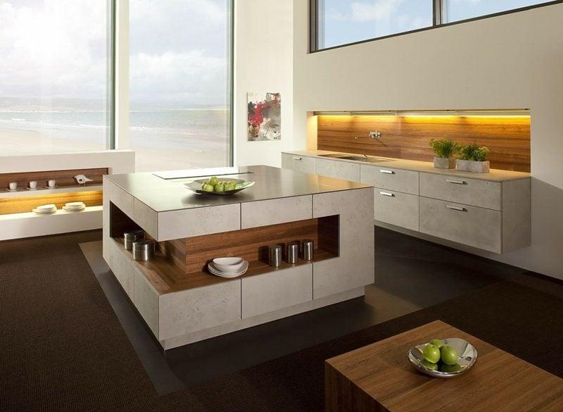 Küchen Ideen Kücheninsel selber machen