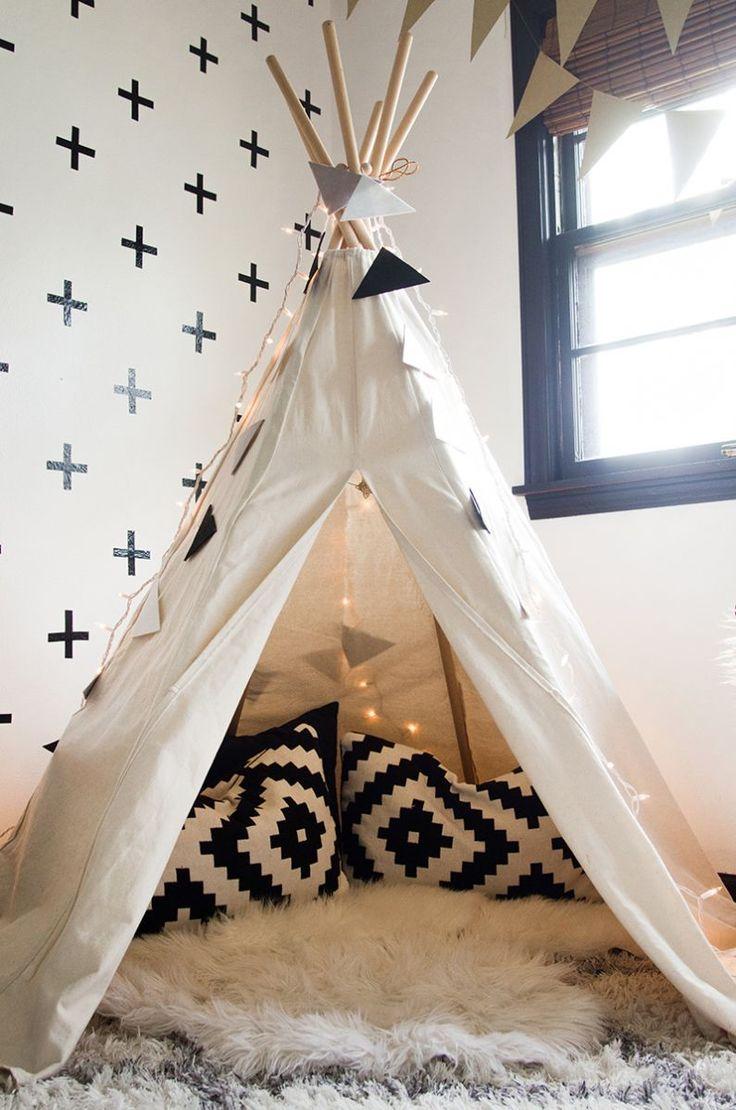 Noch viele coole Nähideen für Anfänger und für Zelt-Design können Sie von unserer Galerie sammeln.