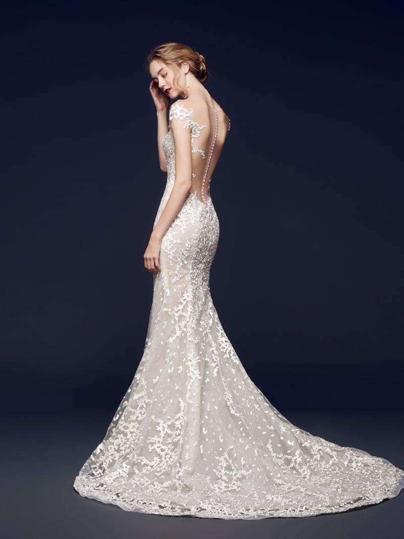Wollen Sie sich einen umwerfenden Look für Ihre Hochzeit verleihen? - Die Antwort: Pastellfarben