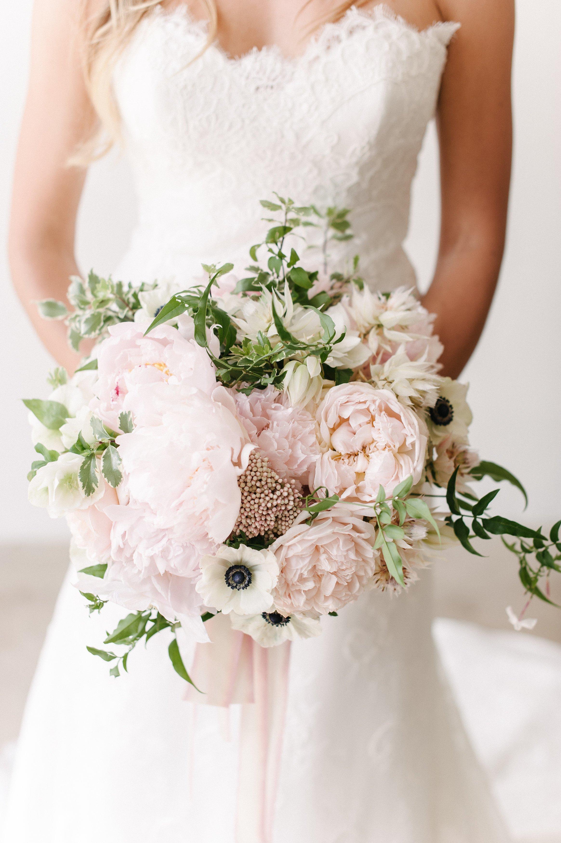 Trend 2018: In Hochzeit-Dekoration spielen die Pastellfarben entscheidende Rolle