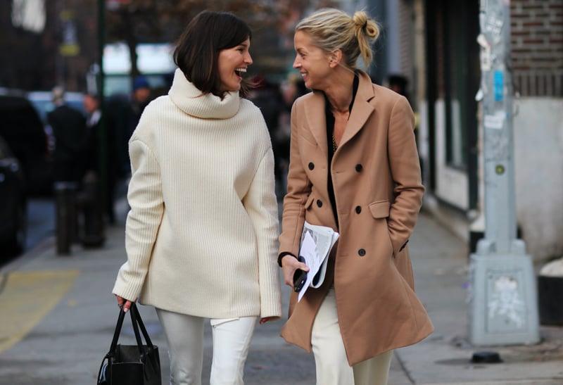 Skandinavische Mode - schlicht und stilvoll