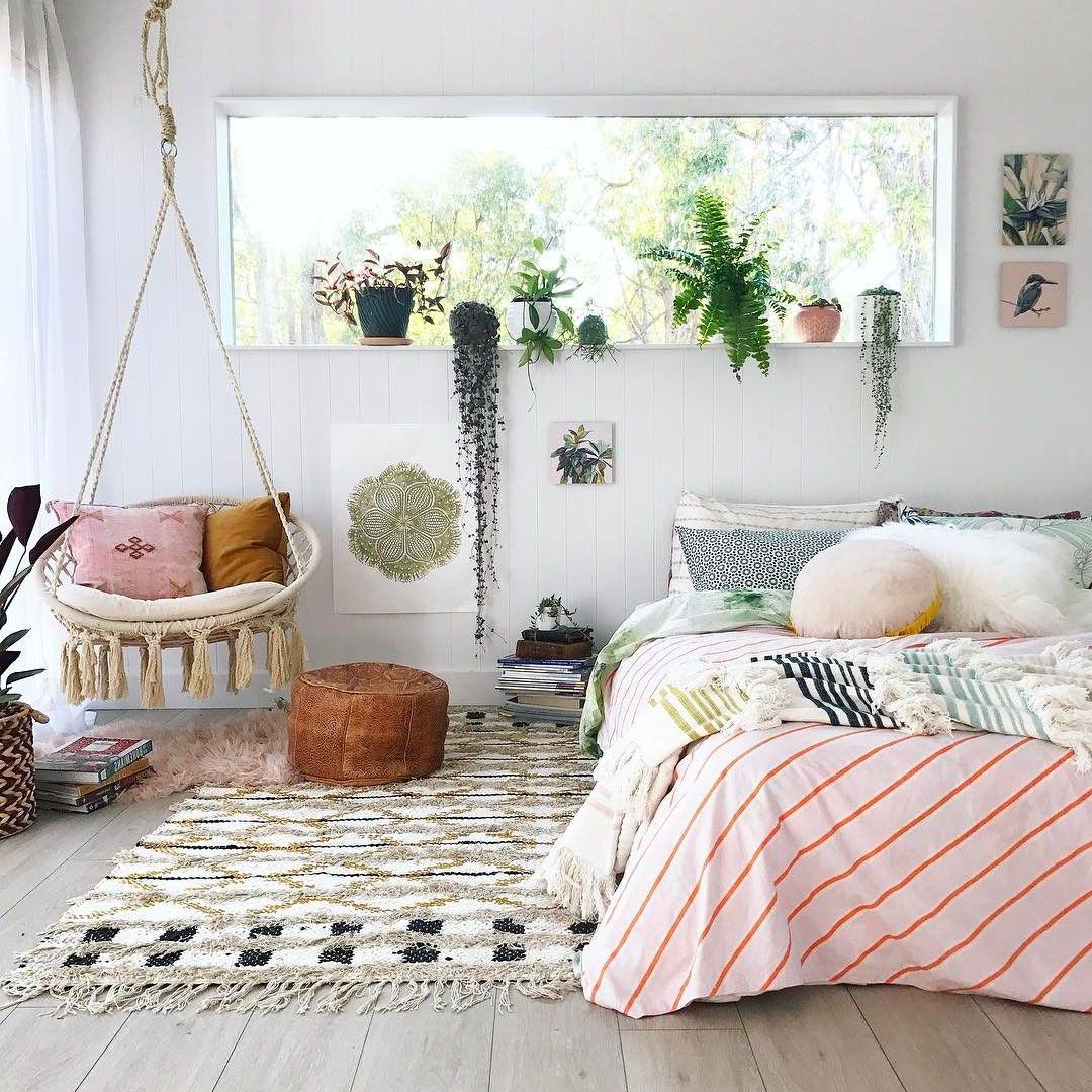 Schlafzimmer modern im skandinavischen Stil einrichten