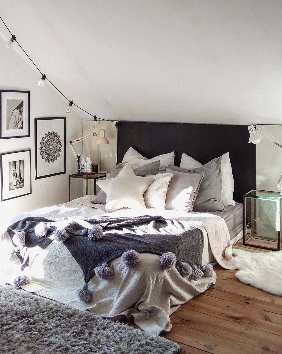 Schlafzimmer Ideen für den Winter