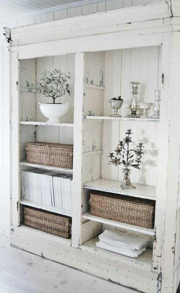Der Shabby Style für Ihr Zuhause ist der richtigen Stil!