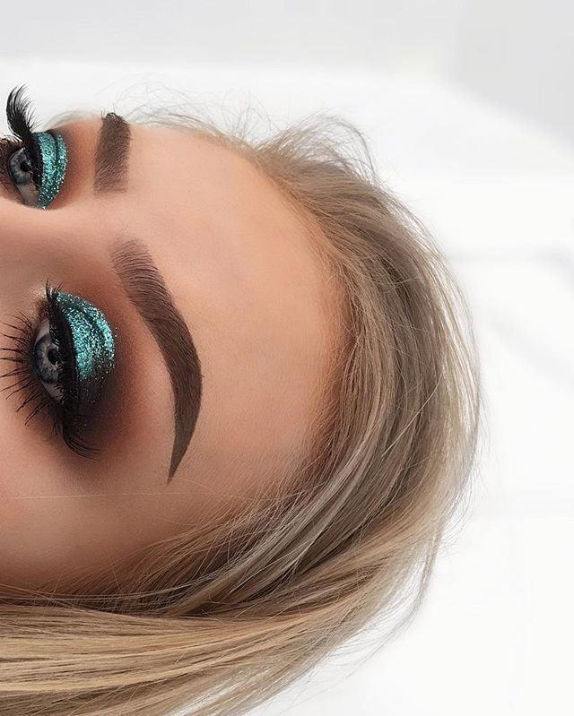 Make-up Ideen für blaue Augen