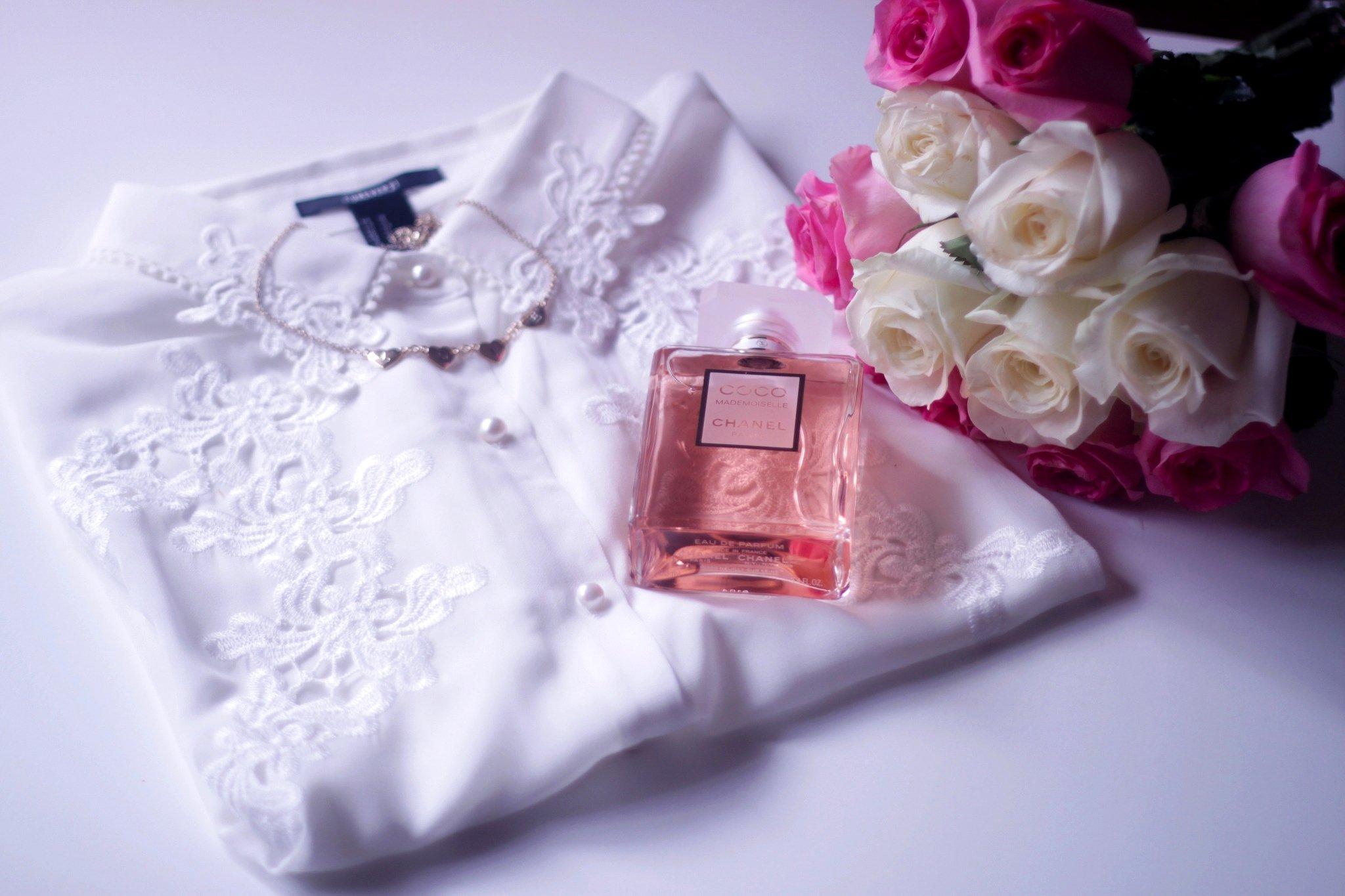 Der richtige Duft für die Romantikerin