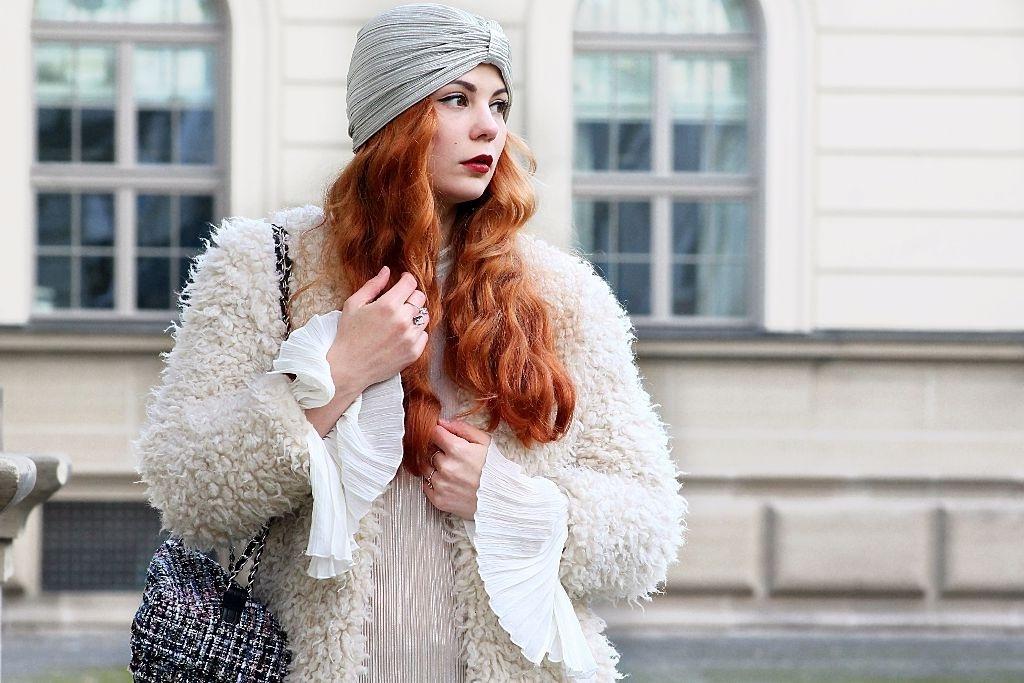 Für einen edlen und eleganten Look - Turban Binden Anleitung
