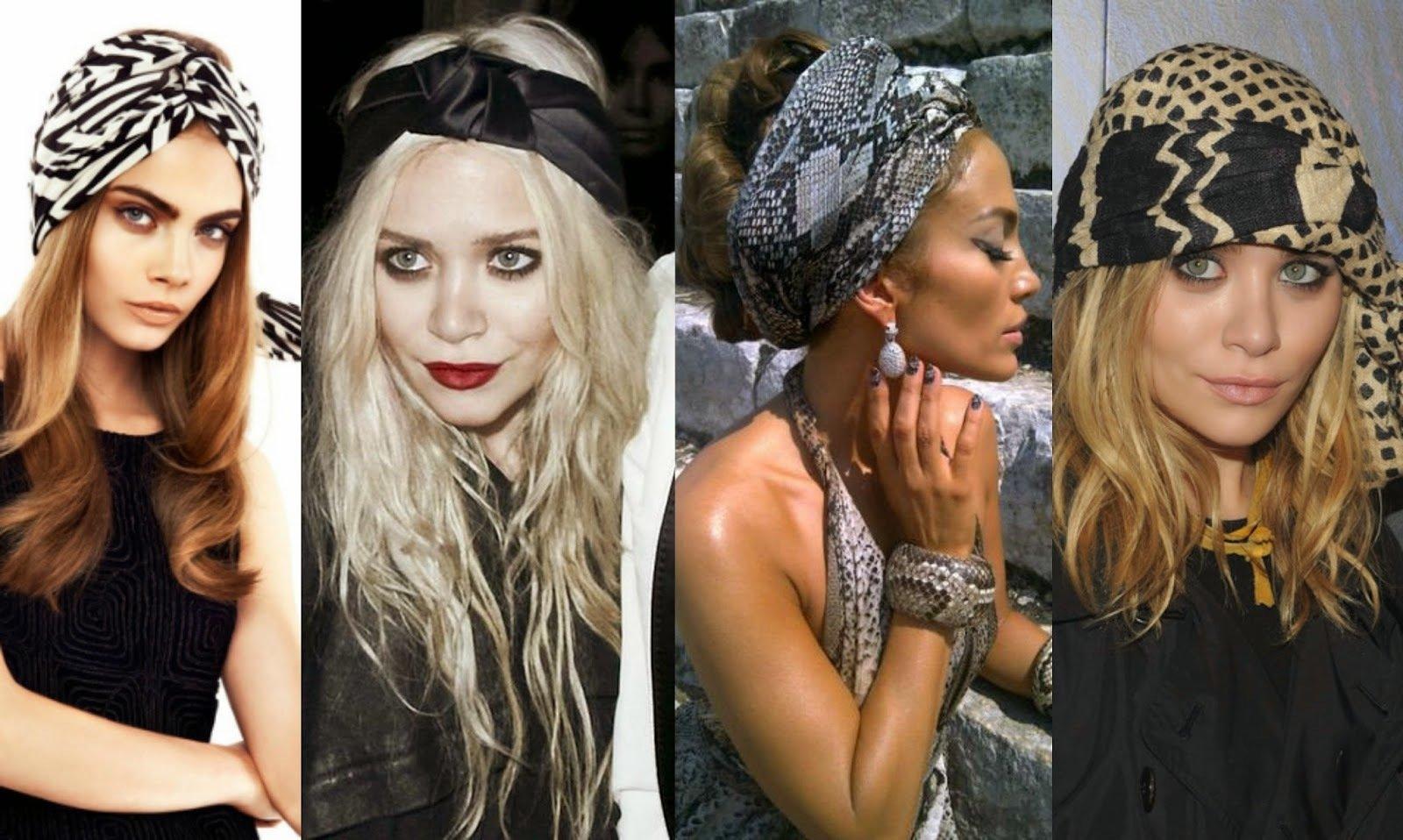 ein stilvoller look f r silvester sollten sie einen turban binden accessoires mode zenideen. Black Bedroom Furniture Sets. Home Design Ideas